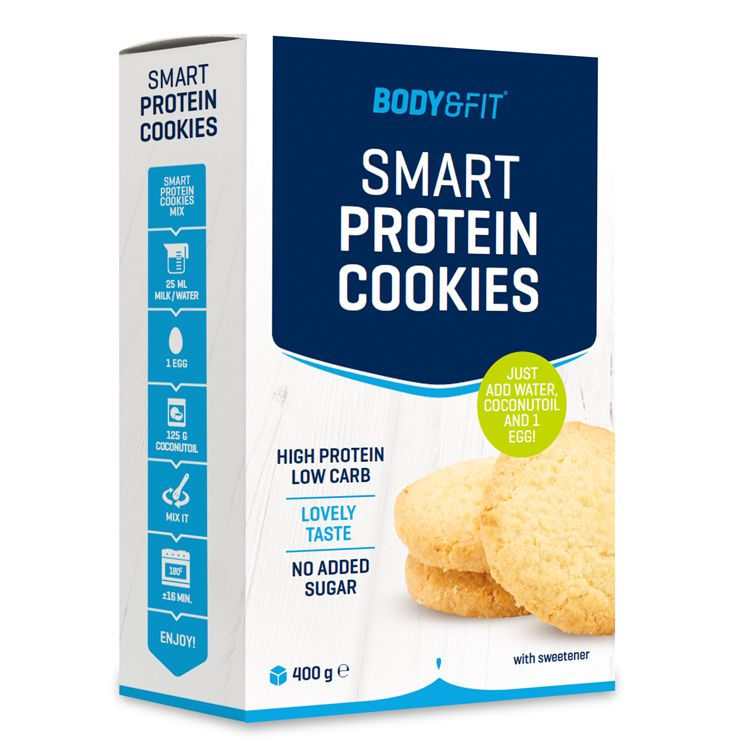 Image Smart Protein Cookie Mix
