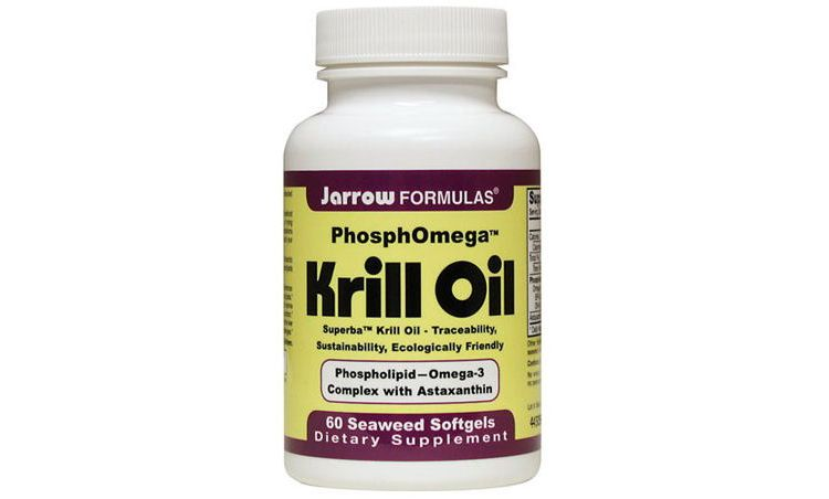 Image Krill Oil Jarrow