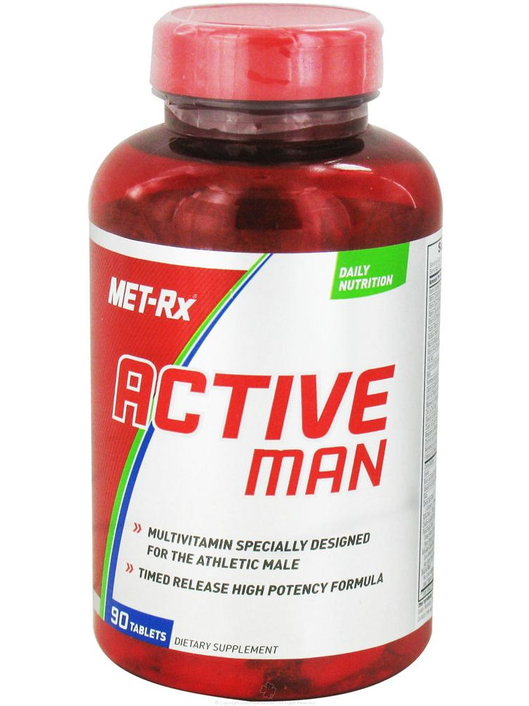 Image Active Man Daily Multivitamin