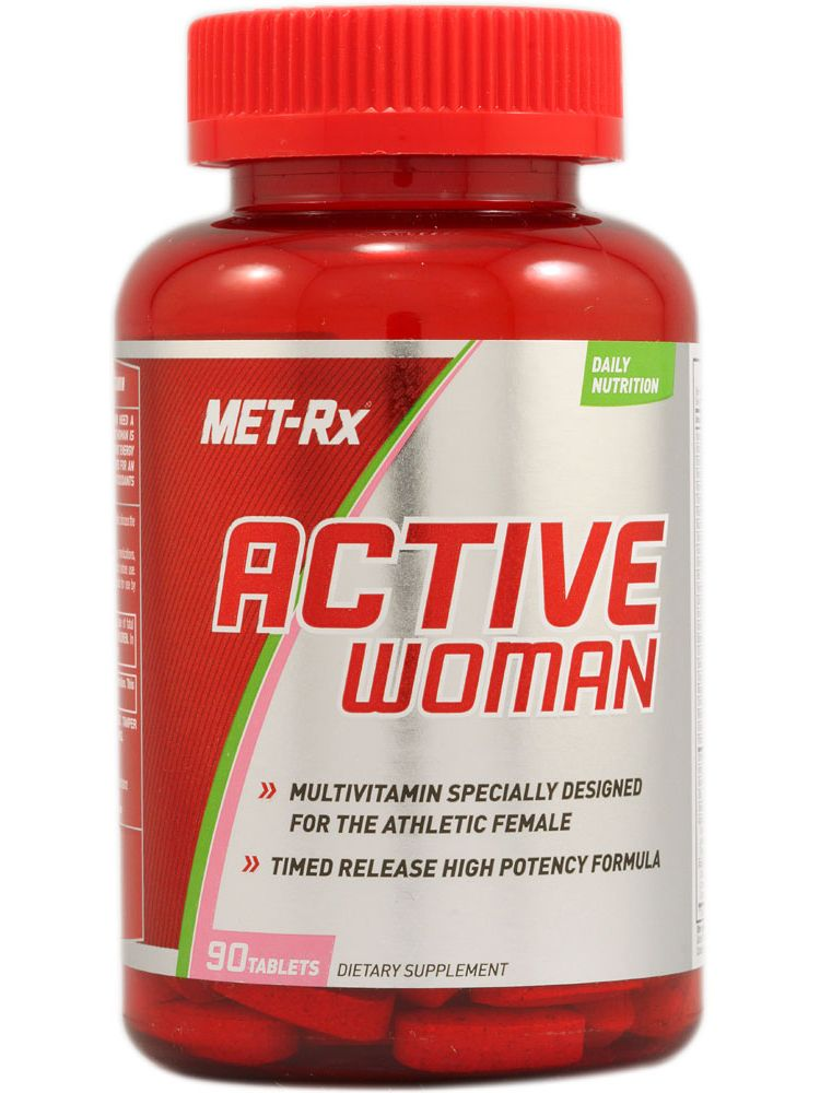 Image Active Woman Daily Multivitamin