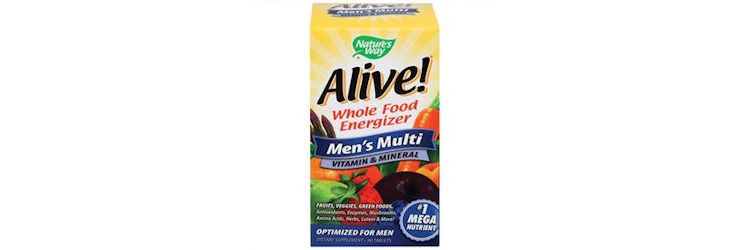 Image Alive! Men's Multi
