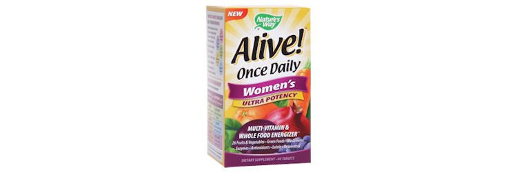Image Alive! Once Daily Women's - (ultra Potency)