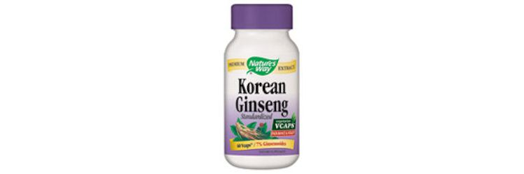 Image Korean Ginseng