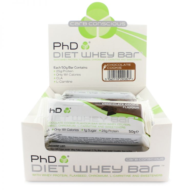 Image Diet Whey Bar