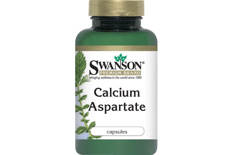 Image Calcium Aspartate 200mg Elemental