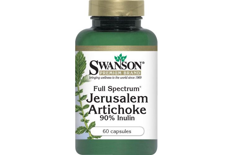 Image Full Spectrum Jerusalem Artichoke 400mg