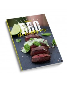 Bbq Boek; The Healthy Way afbeelding