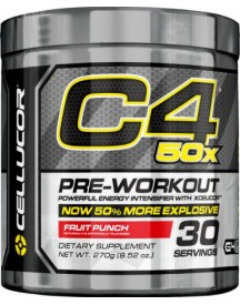 C4 Pre-workout 50x afbeelding