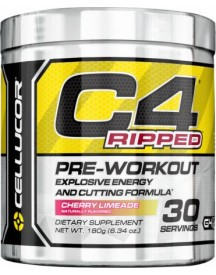 C4 Ripped Pre-workout afbeelding