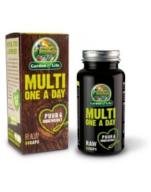 Multi One A Day Raw afbeelding
