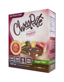 Chocorite, Uncoated Protein Bars afbeelding