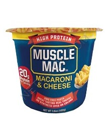 High Protein Magnetron Macaroni & Cheese Cup afbeelding