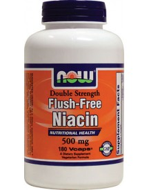 Niacine Double Strength - Flush Free afbeelding