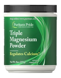 Triple Magnesium 400 Mg Powder afbeelding