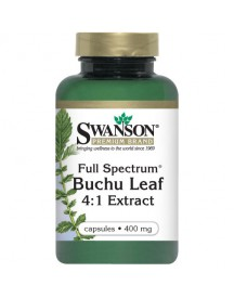 Full Spectrum Buchu Leaf 4:1 100mg afbeelding