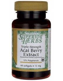 Super Herbs Acai Berry Extract afbeelding