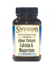 Ultra Albion Chelated Calcium & Magnesium afbeelding