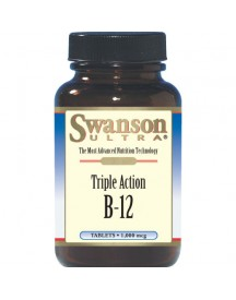 Ultra Triple Action B-12 1000mcg afbeelding