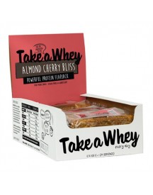 Take-a-whey Flapjacks afbeelding