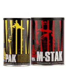 Animal M Stak + Animal Pak Combi-deal afbeelding