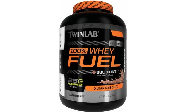 Image 100% Whey Protein Fuel