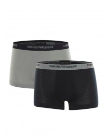 Armani Boxershorts In Uni In 2-pack afbeelding