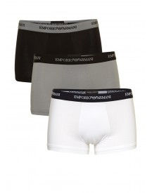 Armani Boxershorts In Uni In 3-pack afbeelding