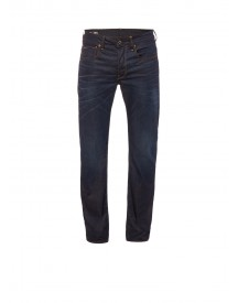 G-star Raw 3301 Hydrite Straight Fit Jeans Met Whiskers afbeelding