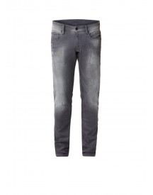 G-star Raw Revend Super Slim Fit Jeans Met Destroyed Details afbeelding