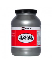 Isolate Excellent - Bodystore - 1000 Gram - Vanille afbeelding
