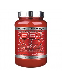 100% Whey Protein Professional - 2350 Gr - Strawberry White Chocolate afbeelding