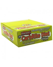 Doctor's Carbrite Diet Bar - 12 Repen - Chocolate Peanut Butter afbeelding