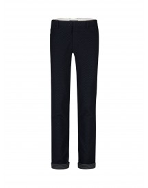 Heren Chino Flyn David Navy afbeelding
