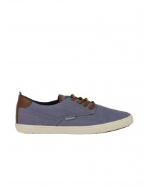 Heren Sneakers Preppy Beach Navy afbeelding
