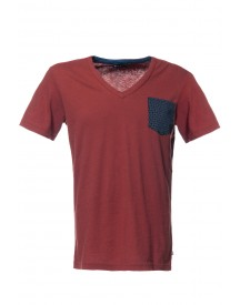 Cold Method T-shirt 114010116 Brown Brique afbeelding