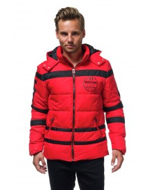 Nickelson Jacket King Pin Red afbeelding