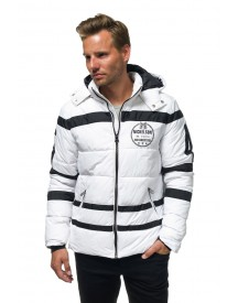 Nickelson Jacket King Pin White afbeelding