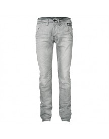 8mm. Deacon Ghost Grey Jeans afbeelding