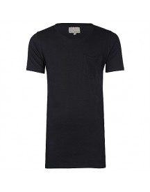 8mm. Max Long Tee Zip With Pocket T-shirts afbeelding