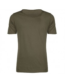 8mm. Tee S/s Mahdi Basic Solid T-shirts afbeelding