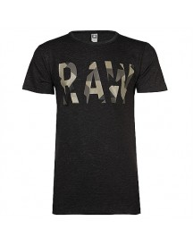 G-star Raw Moiric Rt S/s T-shirts afbeelding