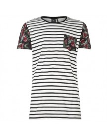 Kultivate Ts Fall Striped T-shirts afbeelding