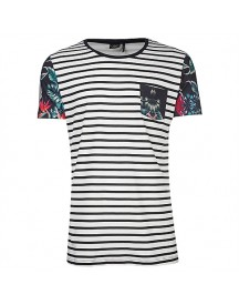 Kultivate Ts Striped T-shirts afbeelding