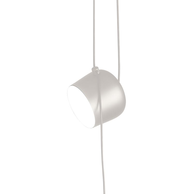 Image Flos Aim Small Hanglamp Led Wit