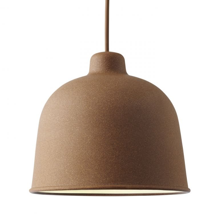 Image Muuto Grain Hanglamp Led Naturel