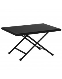 Emu Arc En Ciel Folding Coffee Table Salontafel Black 70x50 afbeelding