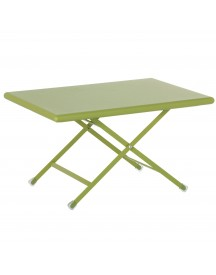 Emu Arc En Ciel Folding Coffee Table Salontafel Green 70x50 afbeelding