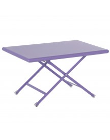 Emu Arc En Ciel Folding Coffee Table Salontafel Lilac 70x50 afbeelding