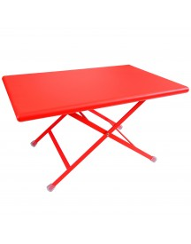 Emu Arc En Ciel Folding Coffee Table Salontafel Scarlet Red afbeelding