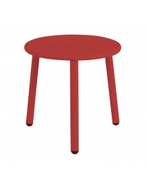 Emu Yard Coffee Table Bijzettafel Scarlet Red 50 afbeelding